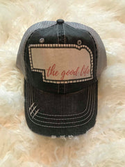 THE GOOD LIFE TRUCKER HAT