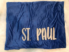 ST. PAUL SHERPA BLANKET