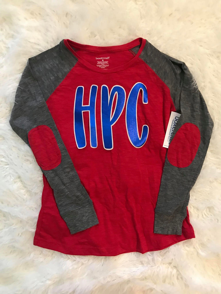 HPC RED PREPPY PATCH