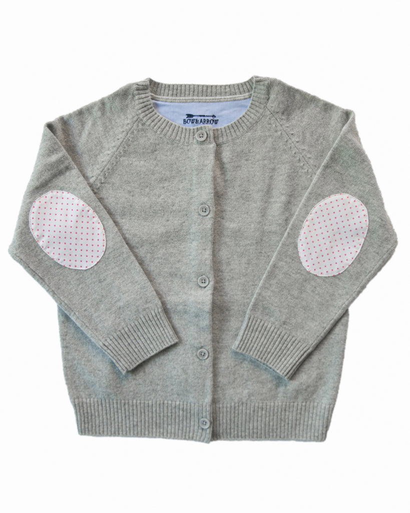 Grey Molly Cardigan