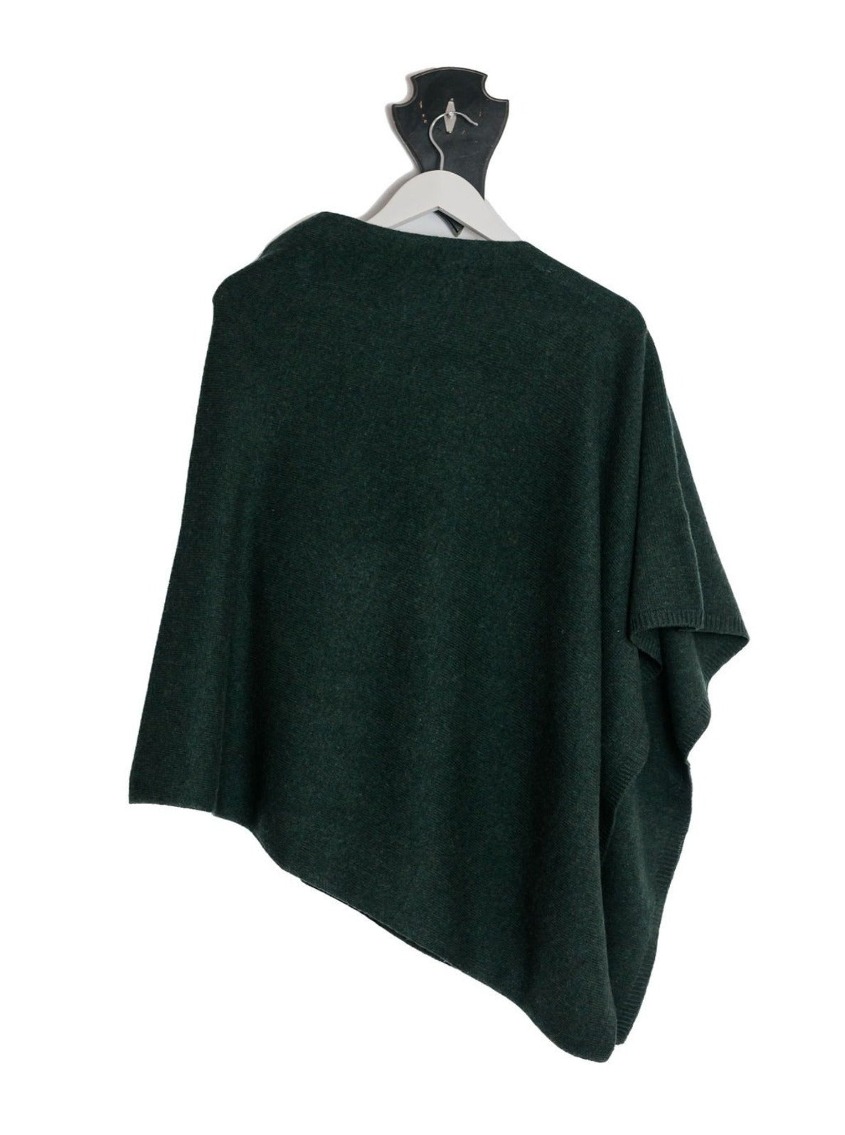 Forest Green Poncho