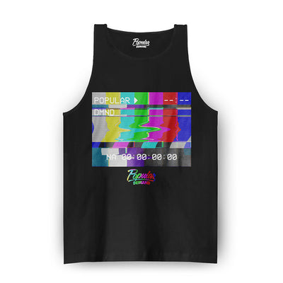 TV/Video Bars Tank / Black