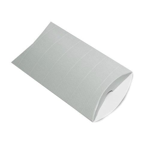 pillow packaging silver