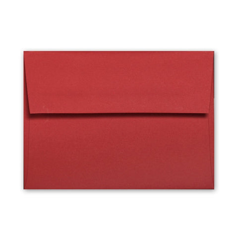 Colorplan Vermillion - Boxed in 50's - Envelope Kings