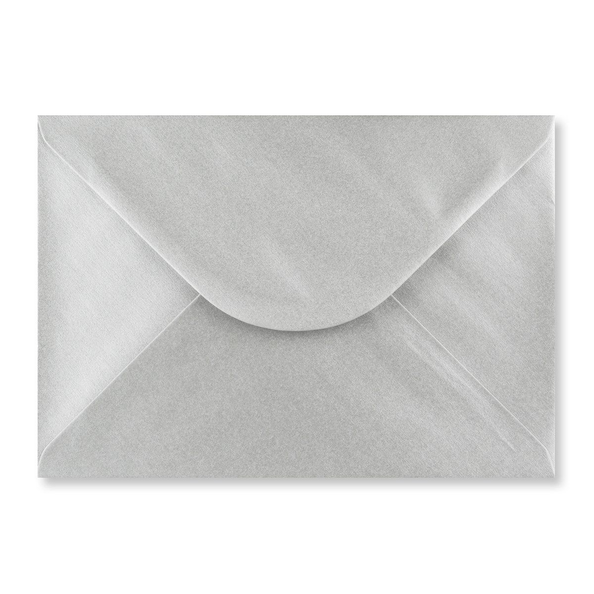 white and silver diamond patterned mailing bags