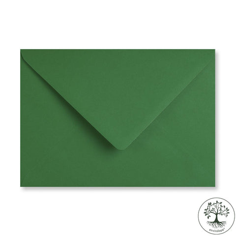 Just Green Envelopes by Clariana - Envelope Kings