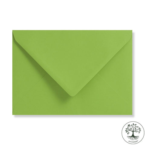 Lime Green Envelopes by Clariana - Envelope Kings