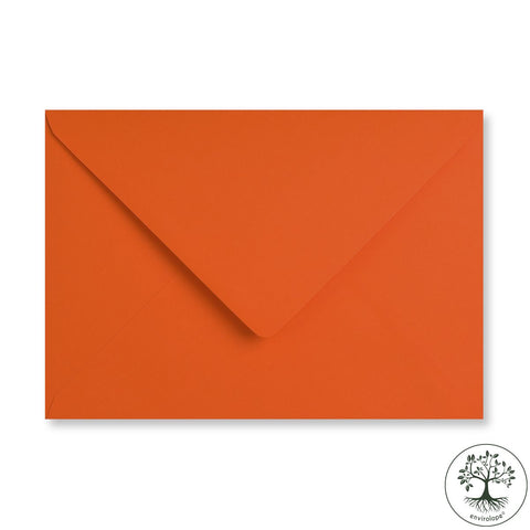 Orange Envelopes by Clariana - Envelope Kings