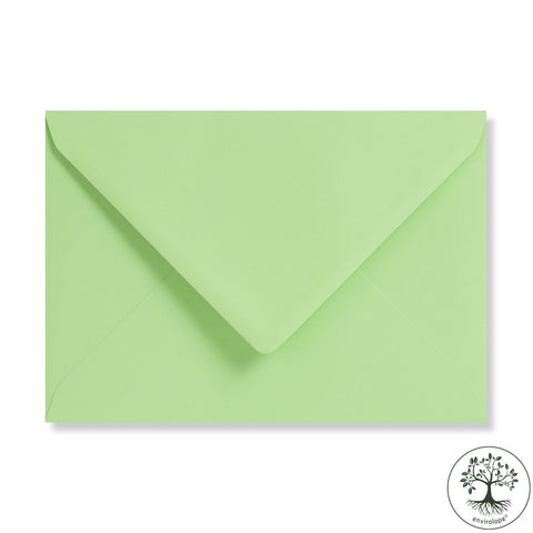 Jade Green Envelopes by Clariana - Envelope Kings