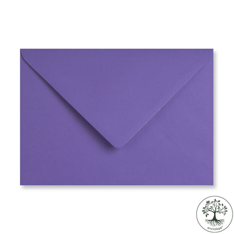 Purple Envelopes by Clariana - Envelope Kings