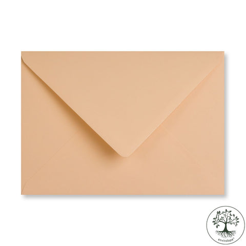 Salmon Pink Envelopes by Clariana - Envelope Kings