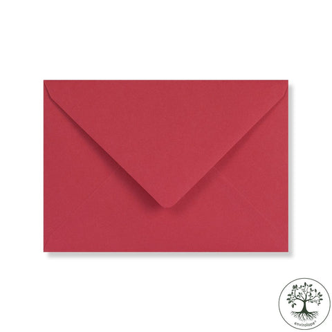 Bright Red Envelopes by Clariana - Envelope Kings