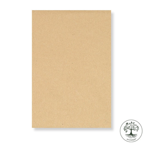 Manilla Hard Board Back Envelopes - Unprinted - Envelope Kings