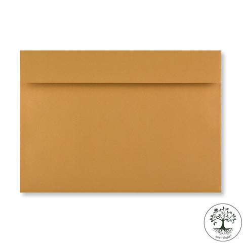 Latte Brown Envelopes by Clariana - Envelope Kings