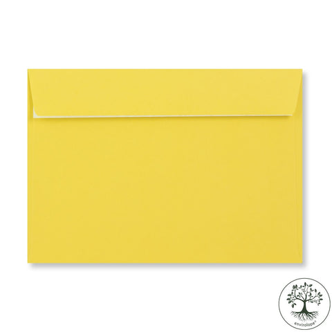 Daffodil Yellow Envelopes by Clariana - Envelope Kings