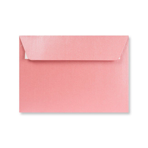 Baby Pink Pearlescent Envelopes - Envelope Kings