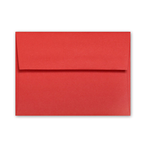 Colorplan Envelopes Bright Red - Boxed in 50's - Envelope Kings