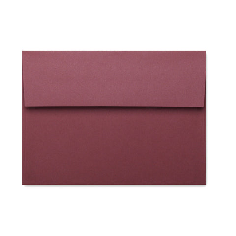Colorplan Claret - Boxed in 50's - Envelope Kings