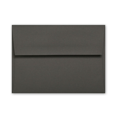 Colorplan Envelopes Dark Grey - Boxed in 50's - Envelope Kings
