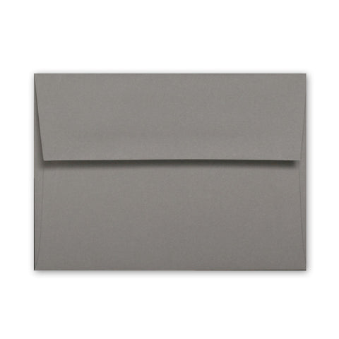 Colorplan Envelopes Smoke - Boxed in 50's - Envelope Kings