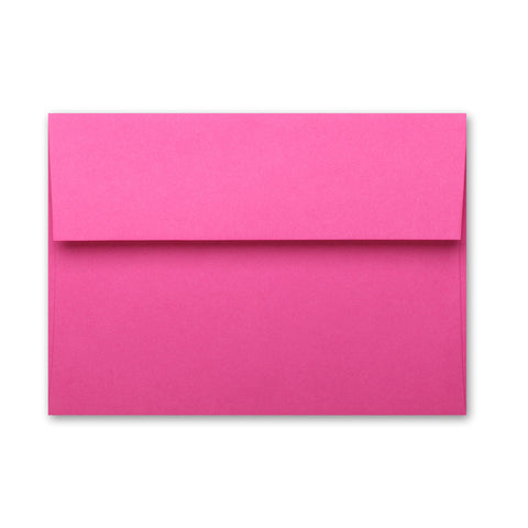 Colorplan Envelopes Fuchsia Pink - Boxed in 50's - Envelope Kings