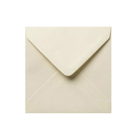 Cream Diamond Flap Gummed - Envelope Kings