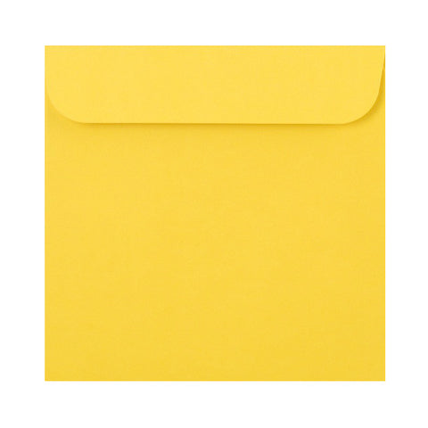 Dark Yellow Envelopes Wallet Peel & Seal - Envelope Kings