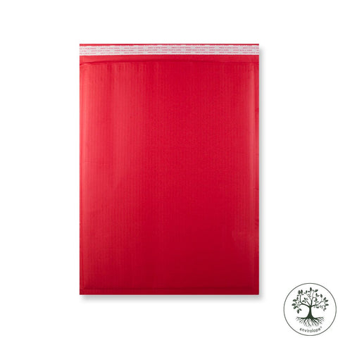 Red FluteLope Environmentally Eco Friendly Bags - Envelope Kings