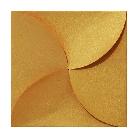 Gold Pouchette - Envelope Kings
