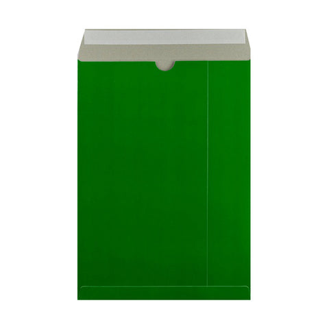 Green All Board Pocket Peel & Seal - Envelope Kings