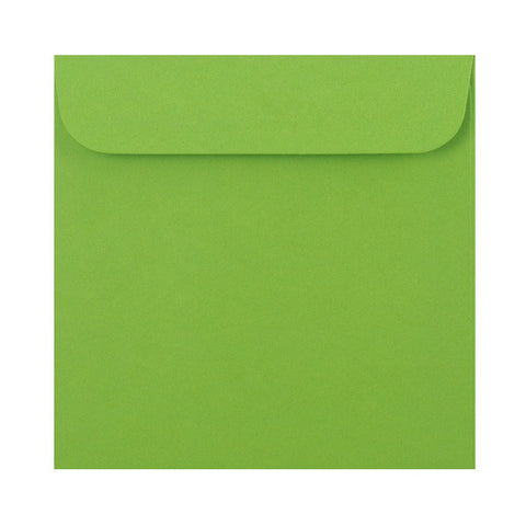 Green Envelopes Wallet Peel and Seal - Envelope Kings
