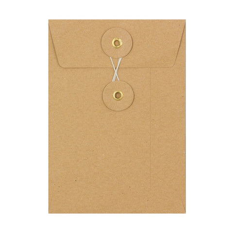 Manilla String and Washer Envelopes - Envelope Kings