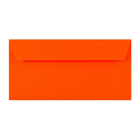Neon Red Wallet Peel & Seal - Envelope Kings