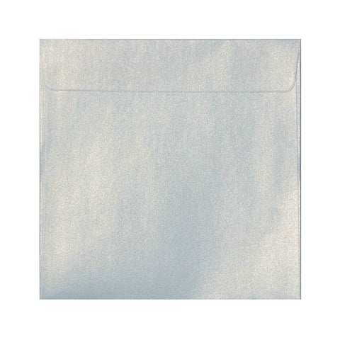 White Pearlescent Wallet Peel and Seal - Envelope Kings