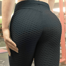 Load image into Gallery viewer, High Waist Anti Cellulite Booty Leggings *Pocket Edition*