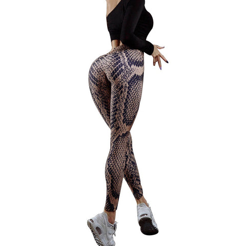 Image of NEW Slither Booty Push Up Leggings