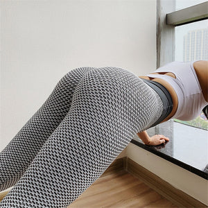 Dotsero High Waist Shape Up Booty Leggings