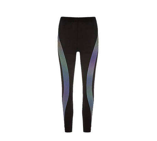 Infinity Laser Stripe Glow Leggings    * LIMITED EDITION * - Pain Then Glory
