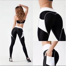 Load image into Gallery viewer, pocket midnight leggings