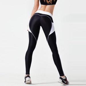 Midnight Heart Leggings (int) - Pain Then Glory