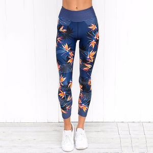 Summer Edition High Waist Yoga Pants