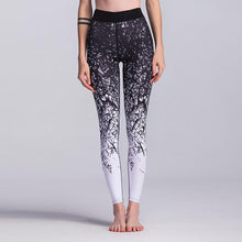 Load image into Gallery viewer, Avalanche Printed Leggings - Pain Then Glory