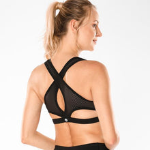 Load image into Gallery viewer, X Back Yoga Sports Bra *Available in Different Colors* - Pain Then Glory