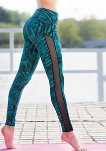 Summer Print Leggings - Pain Then Glory