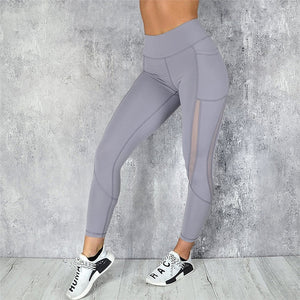 Side Swipe Pocket Leggings