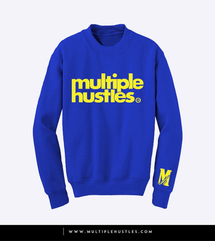 """Blockbuster"" Crewneck"