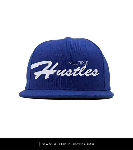 Royal Blue Snapback Hat