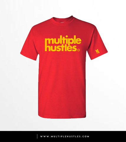 MH Red/Yellow Trademark Tee