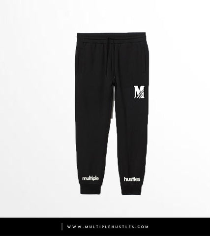 MH Black/White Sweatpants
