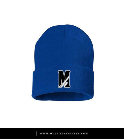 MH Logo Royal Blue Beanie